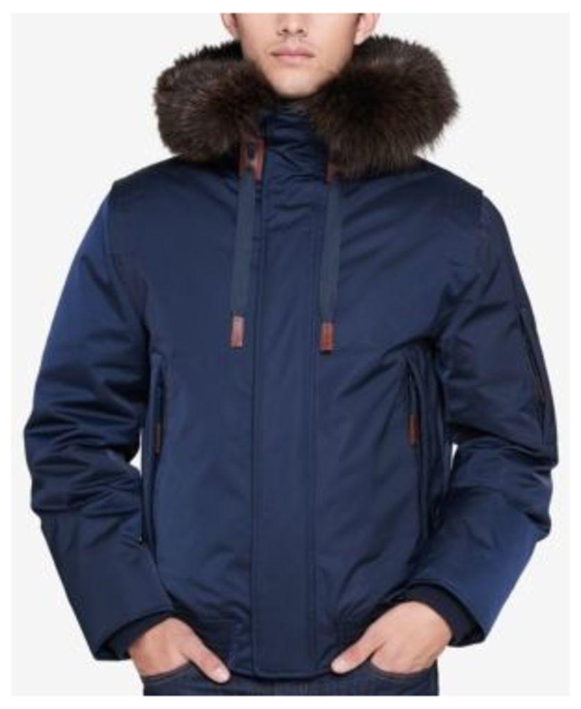 Andrew Marc Men's Alpine Bomber Jacket