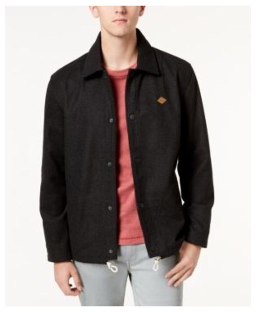 Rip Curl Men's Pauline Camo-Lined Jacket