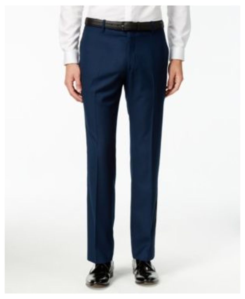 Inc International Concepts Men's Regular Fit Customizable Tuxedo Pants, Created for Macy's