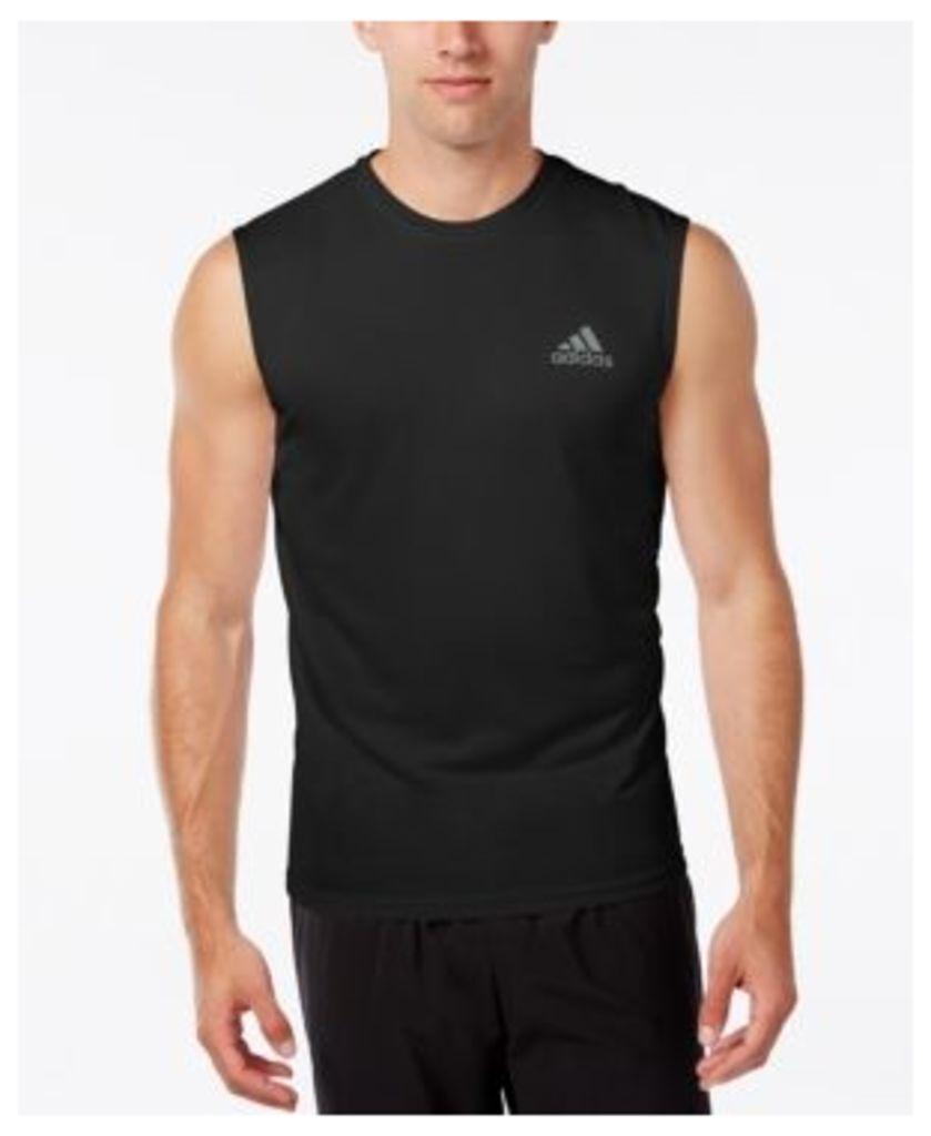 adidas Men's Climalite Sleeveless T-Shirt
