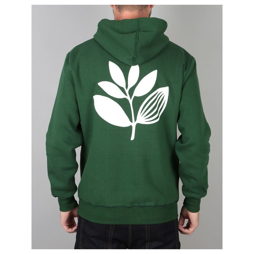 Magenta Classic Pullover Hood - Forest Green (S)