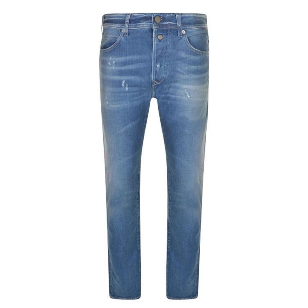 Replay 109 Tapered Fit Jeans