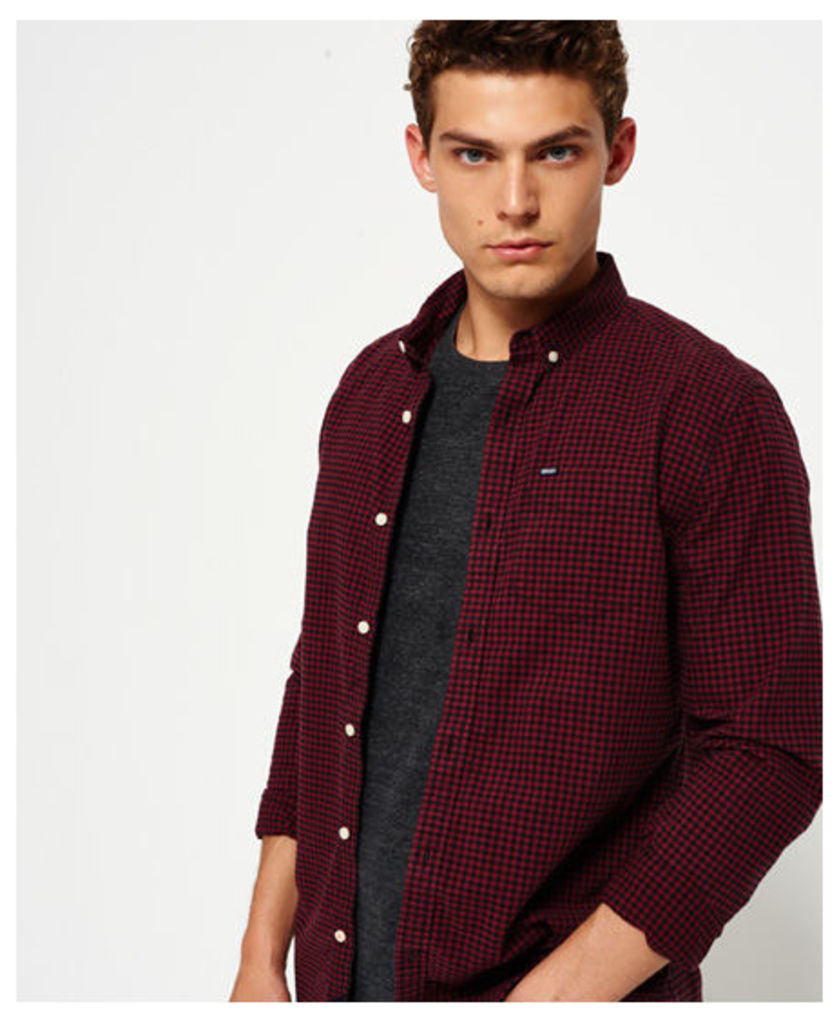 Superdry Ultimate City Oxford Long Sleeve Shirt