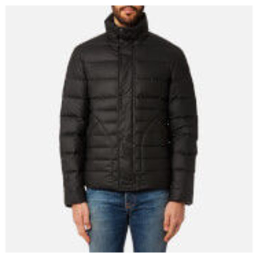 Hunter Men's Original Refined Down Jacket - Black - S - Black