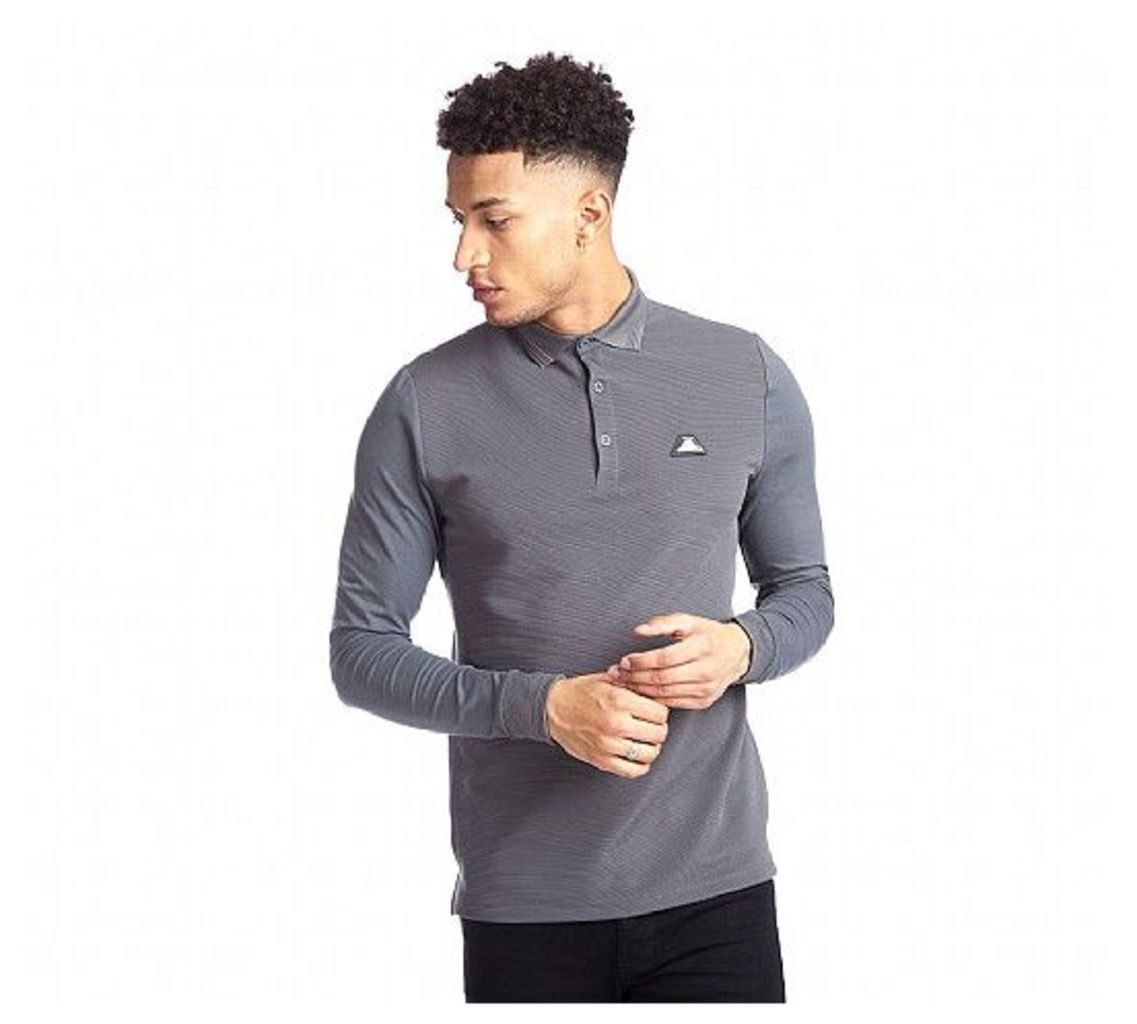 Knowles Long Sleeve Polo Shirt
