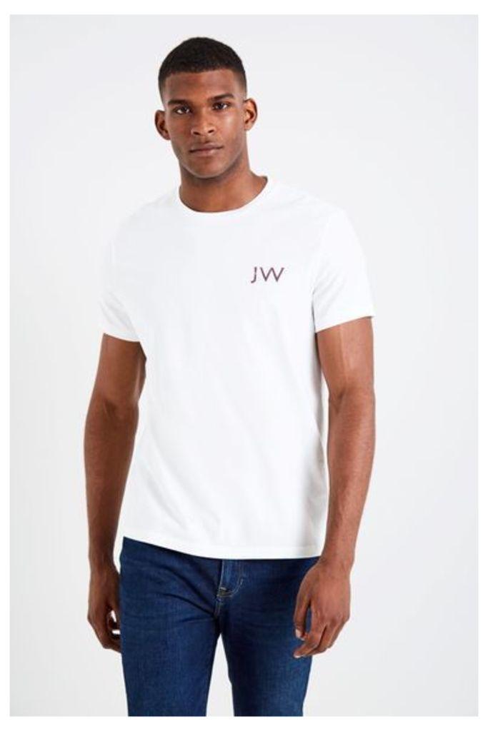 WESTMORE JW T-SHIRT WHITE