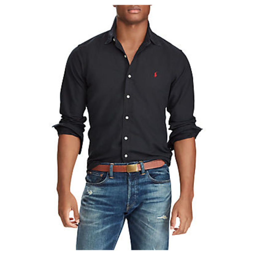 Polo Ralph Lauren Cotton Oxford Slim Fit Shirt