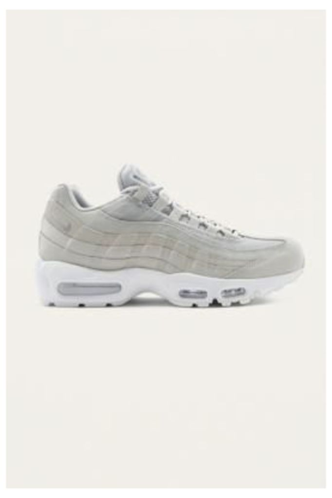 Nike Air Max 95 Essential Trainers, Grey