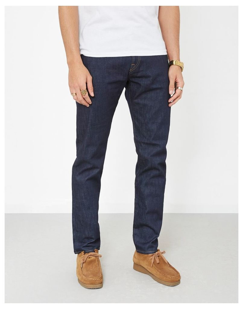 Paul Smith Tapered Fit Jeans Rinse Cross Hatch