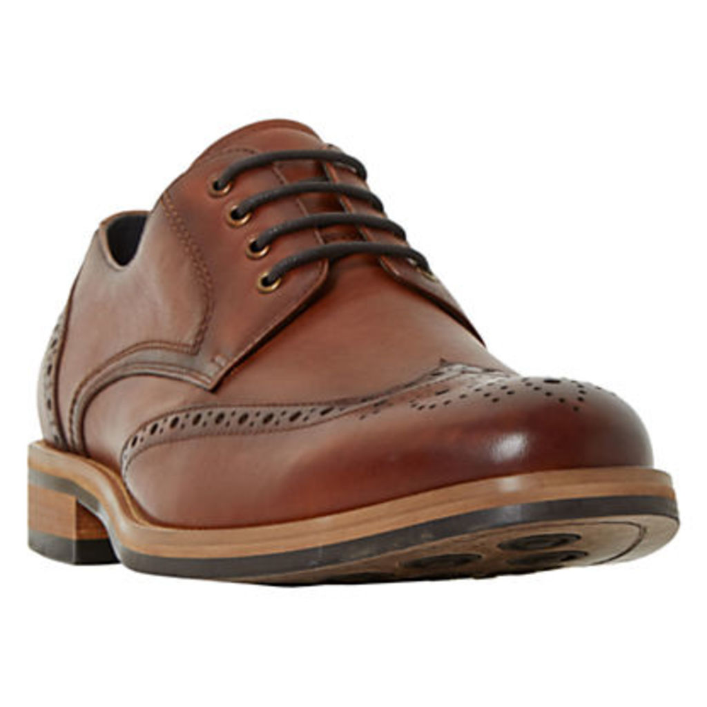 Bertie Packman Chunky Derby Brogues