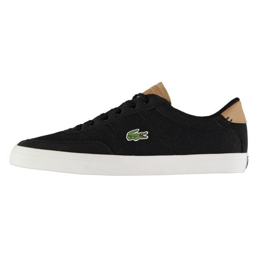 Lacoste Courtmaster 118 Court Trainers