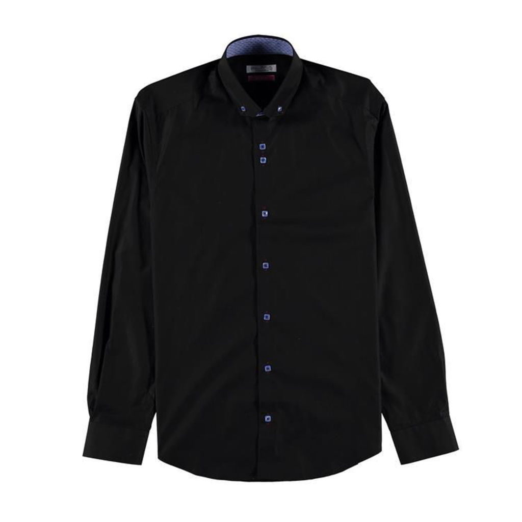 PINTOO Jones Contrast Button Shirt
