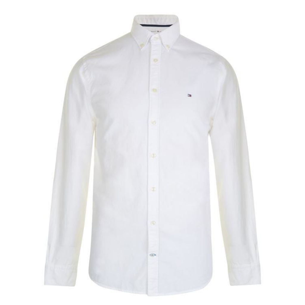 TOMMY JEANS Engine Oxford Shirt