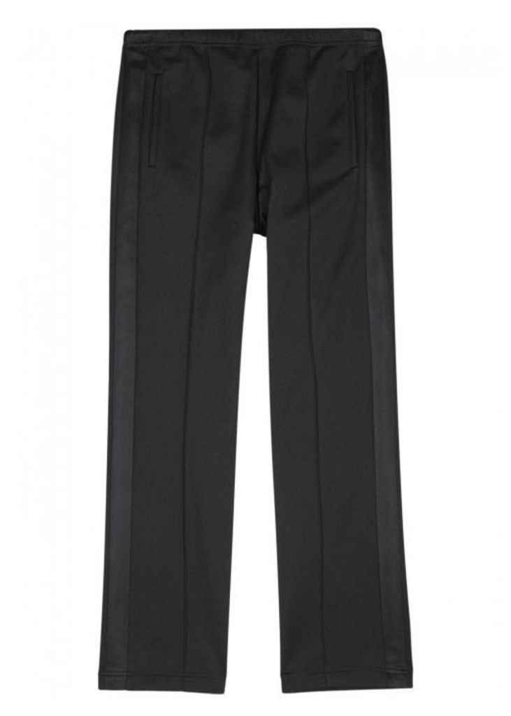 Maison Margiela Straight-leg Twill Jogging Trousers - Size W32