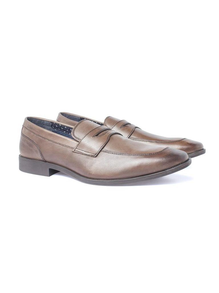 Reginald Slip on Shoe 8 Brown