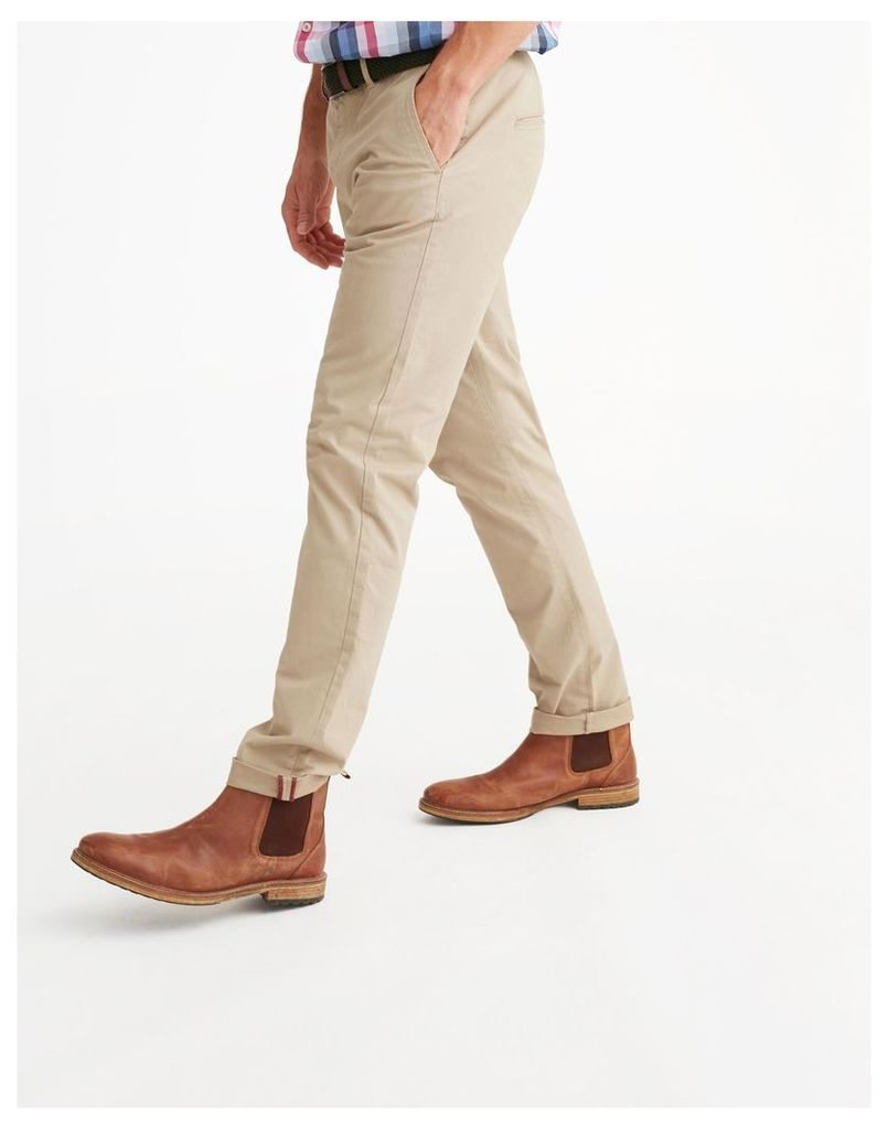 Cobblestone Laundered Chinos  Size 30-32R | Joules UK