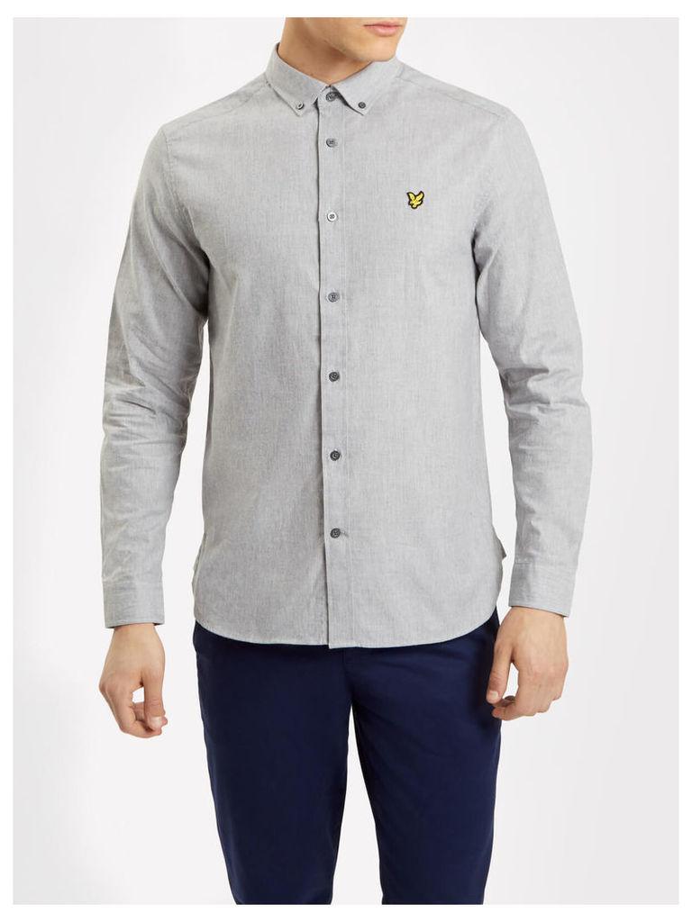 Lyle & Scott Brushed Chambray Shirt