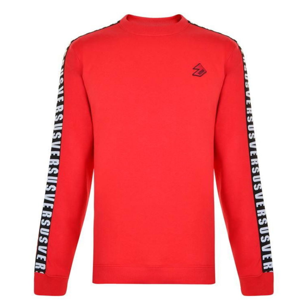 e81b9962dd9 Extremely Online Versus Versus Logo Crew Neck Sweatshirt Cheap Sale  Inexpensive Classic Clearance Eastbay Pictures YvSc2d