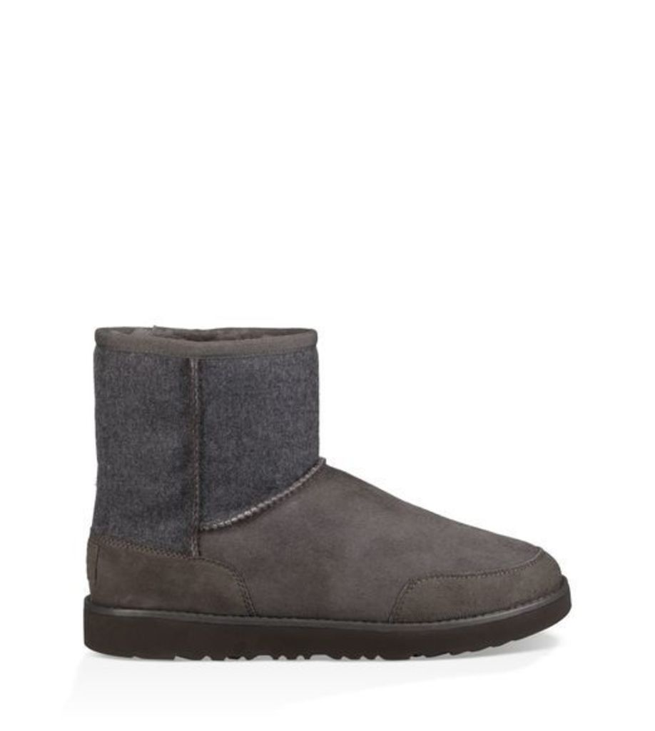 UGG Phillip Lim Classic Mini Boot Mens Boots Flannel Grey 12