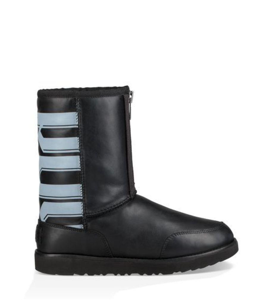 UGG Phillip Lim Classic Short Zip Boot Mens Boots Black 6