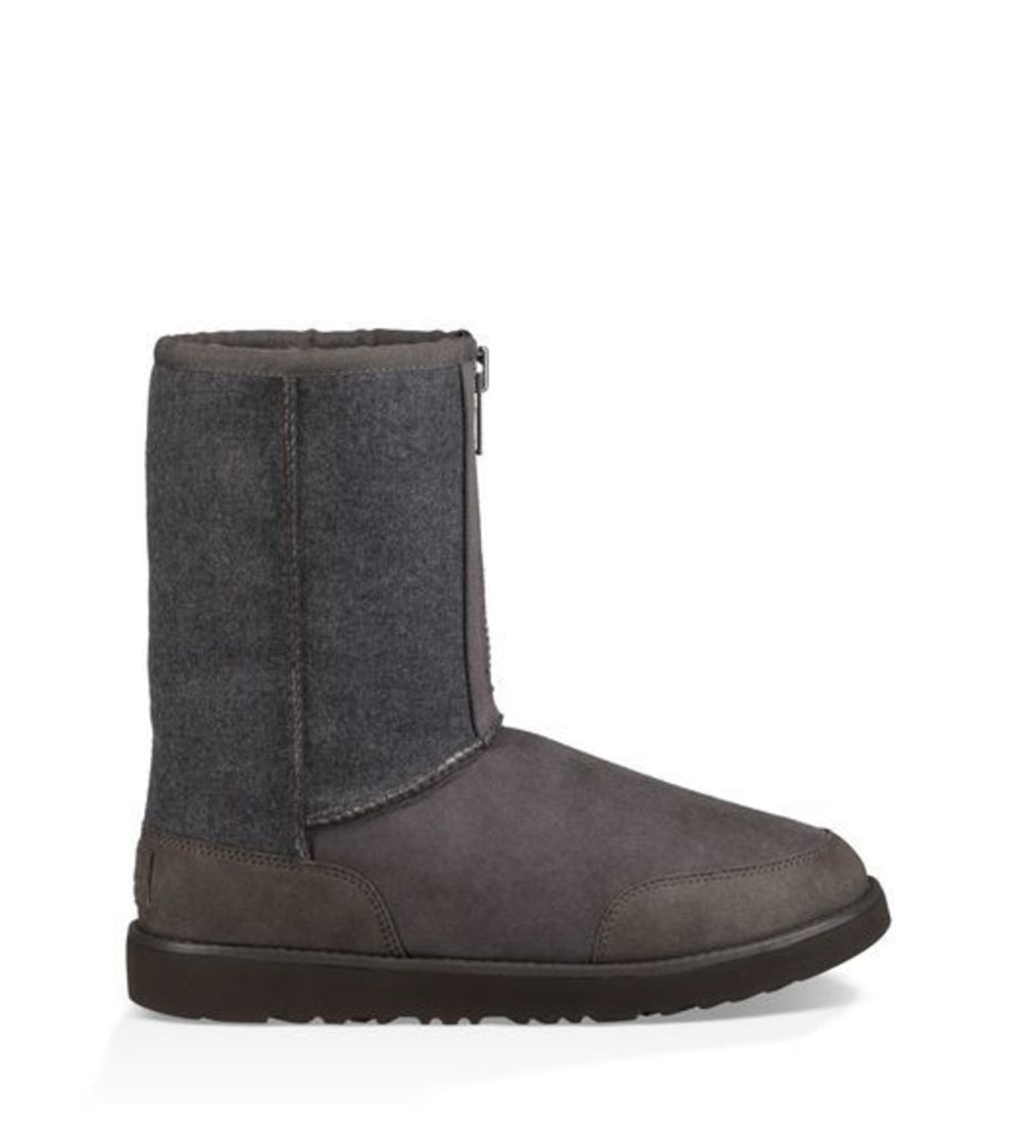 UGG Phillip Lim Classic Short Zip Boot Mens Boots Flannel Grey 7