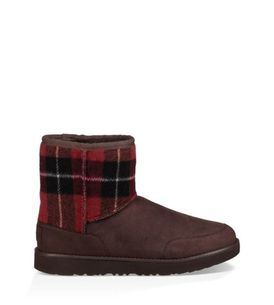 UGG Phillip Lim Classic Mini Boot Mens Boots Flannel Check 12