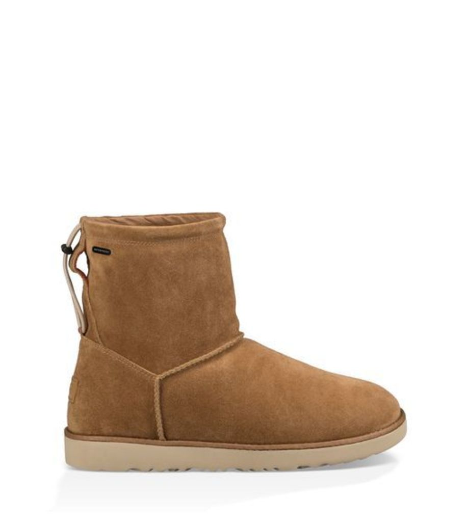 UGG Classic Toggle Waterproof Mens Boots Chestnut 6