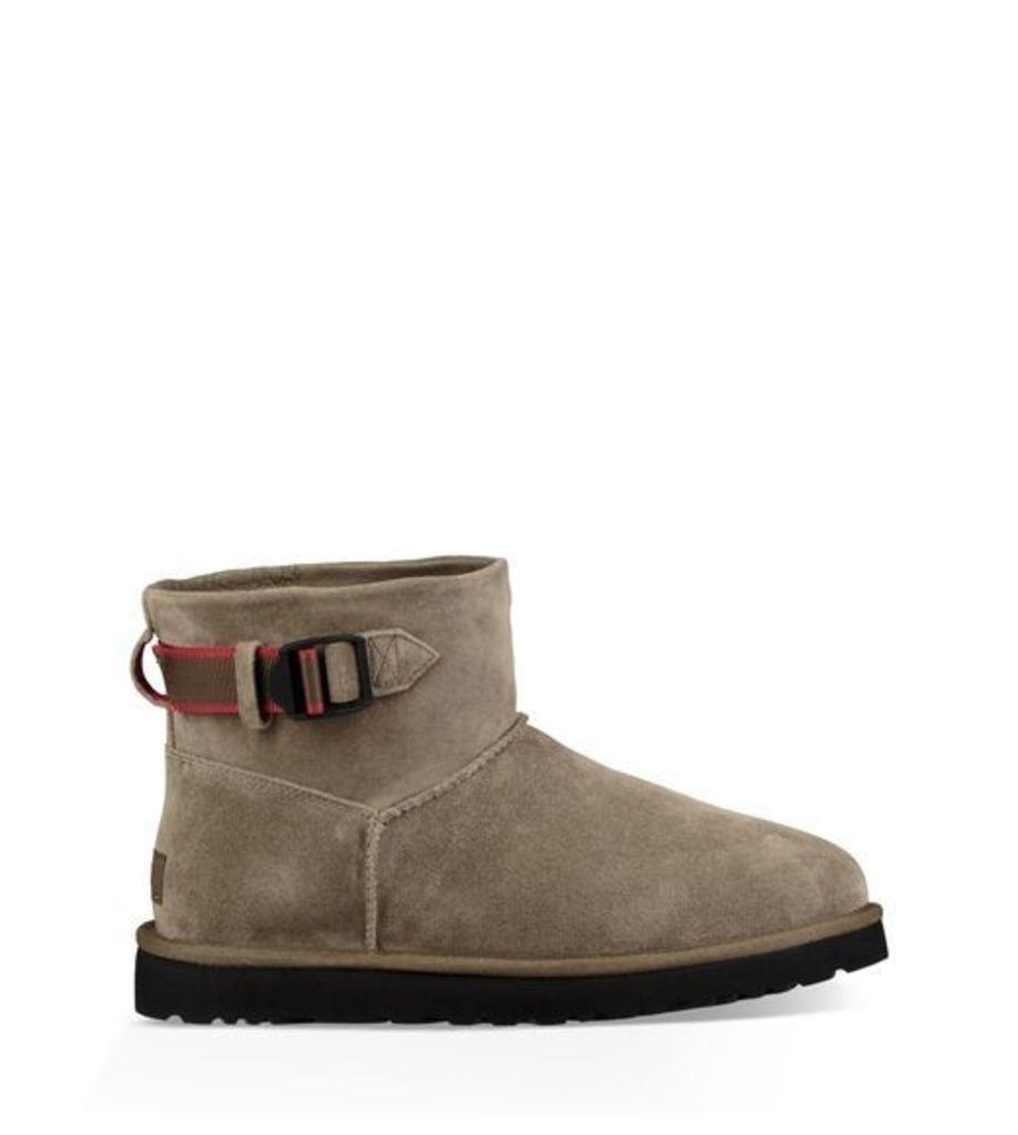 UGG Classic Mini Strap Boot Mens Boots Spruce 12