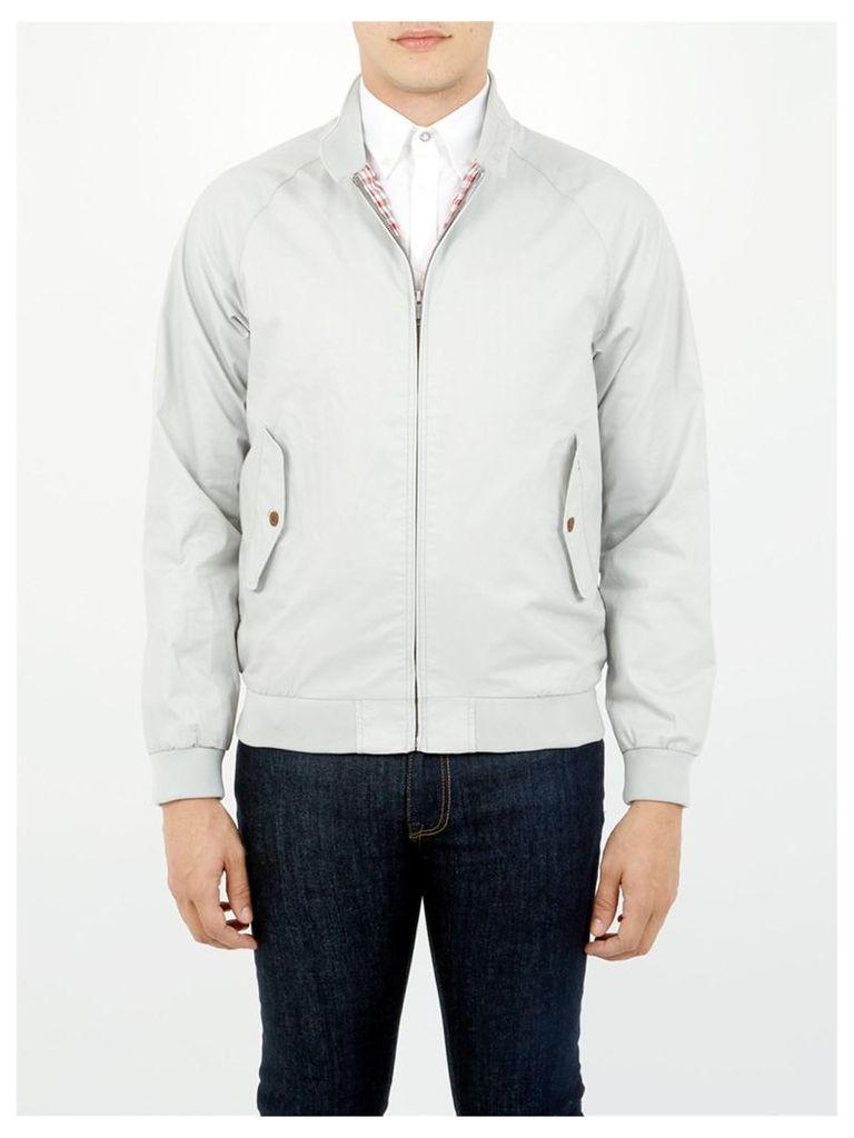 Harrington Jacket XXL Light Grey