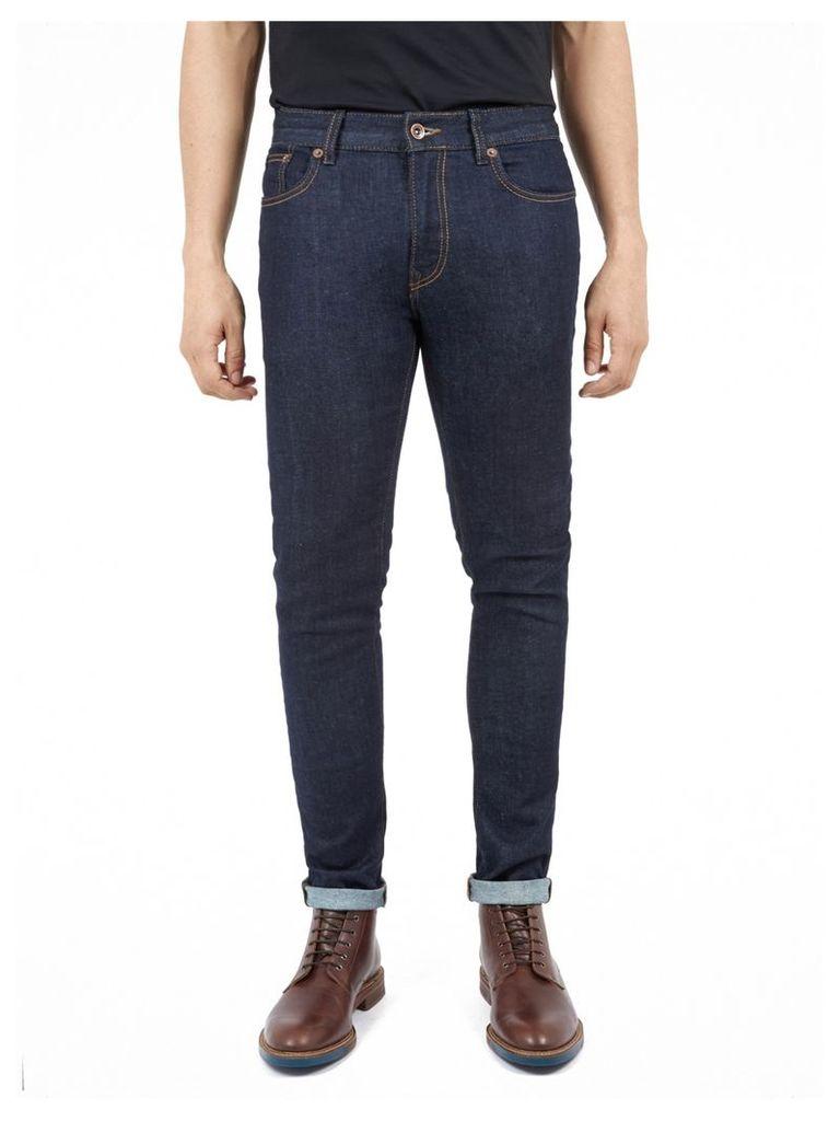 Holborn True Skinny Fit Jeans 36R Rinse