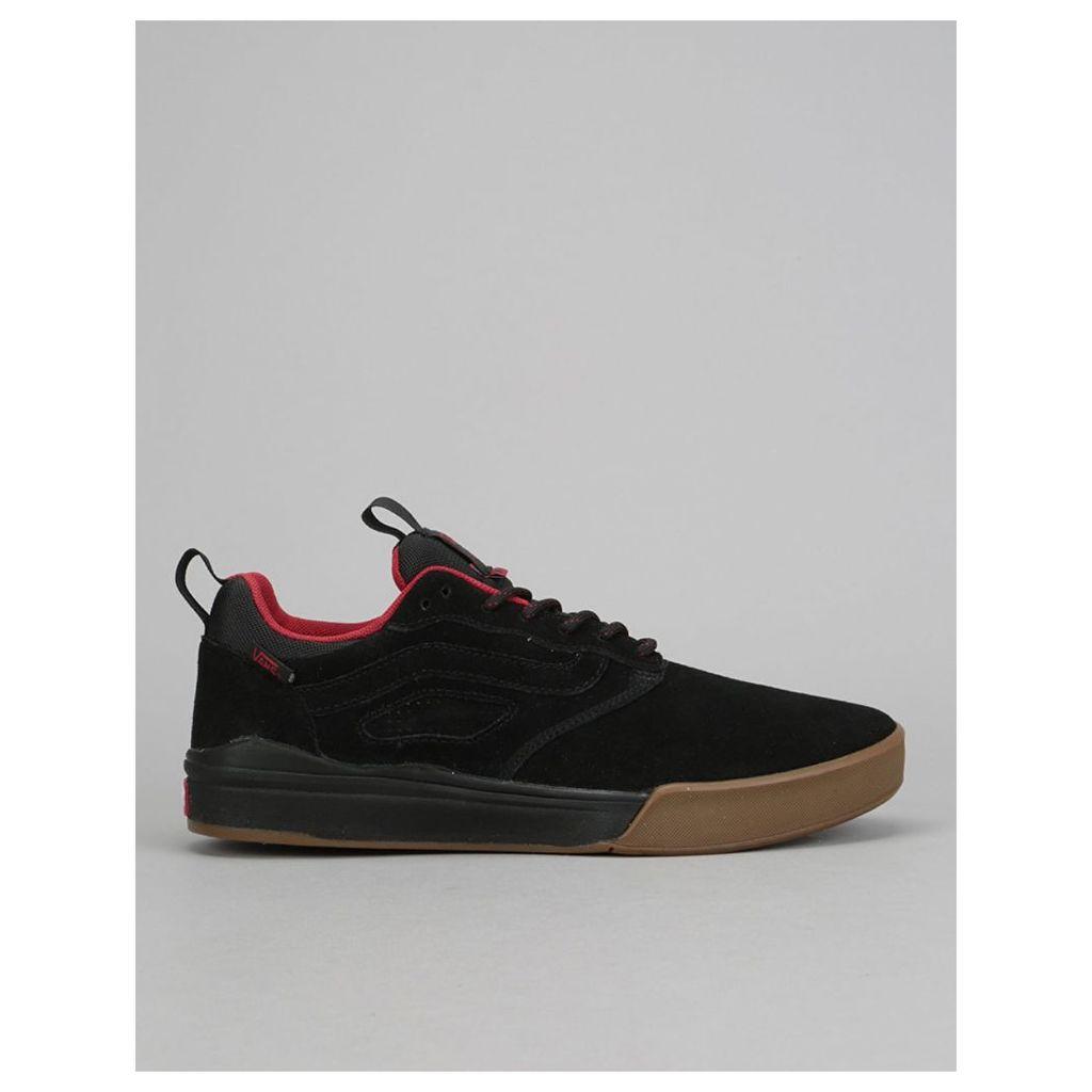 7ce51498c64aef Vans UltraRange Pro Skate Shoes - (Spitfire) Cardiel Black (UK 8) by ...