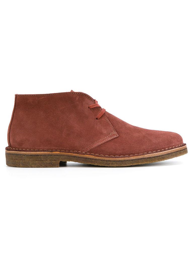 Dentelle Astorflex Des Chaussures - Rouge RkV4VMEt