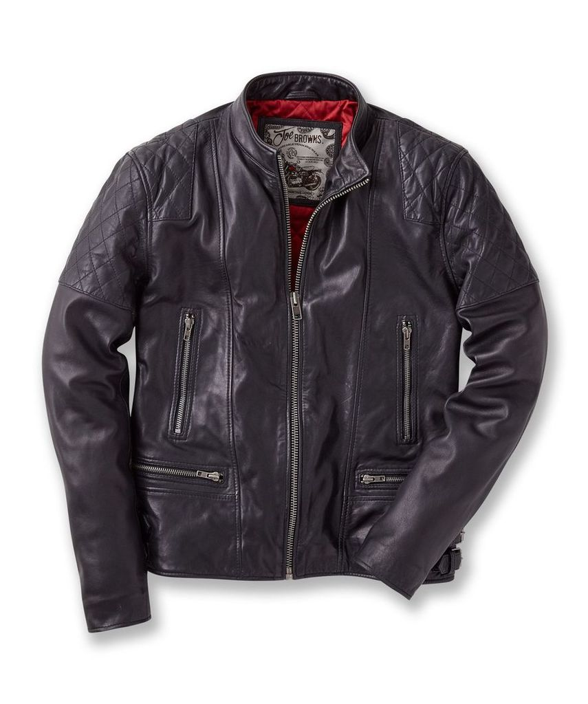 Full Throttle Leather Jacket