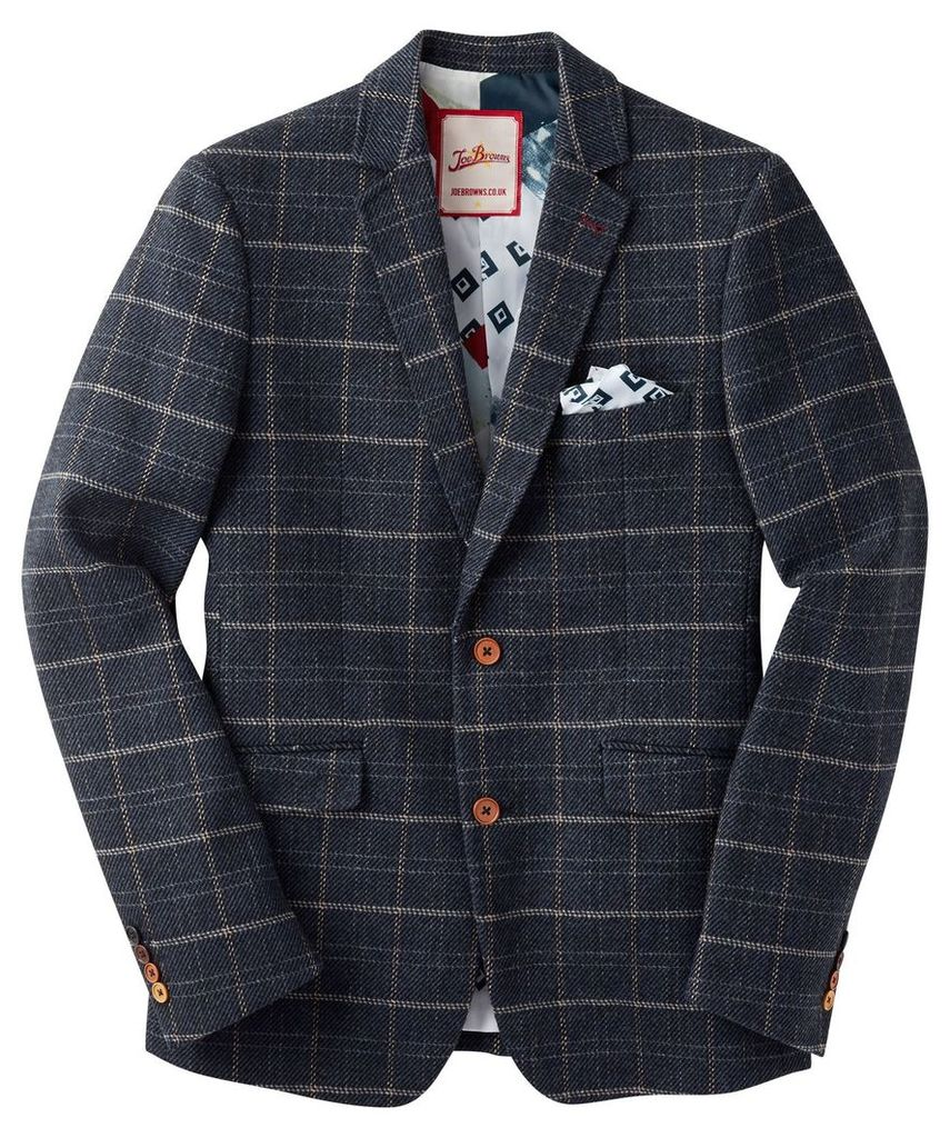 Charismatic Check Blazer