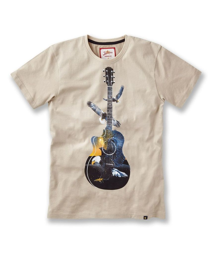 Bird Guitar T-Shirt