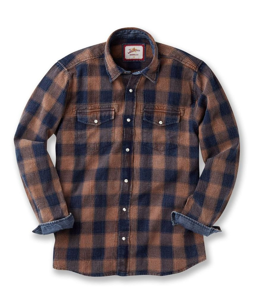 Rustic Check Shirt