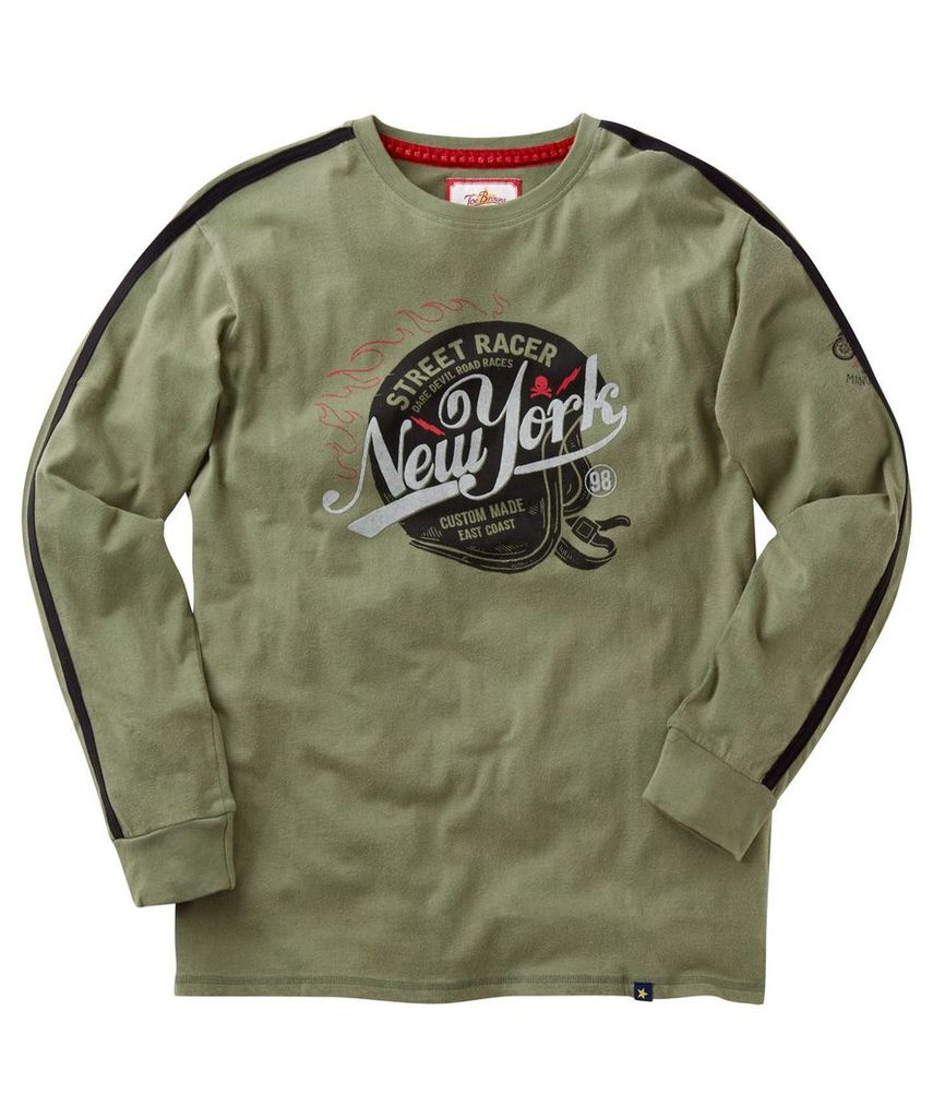 New York Racer Top