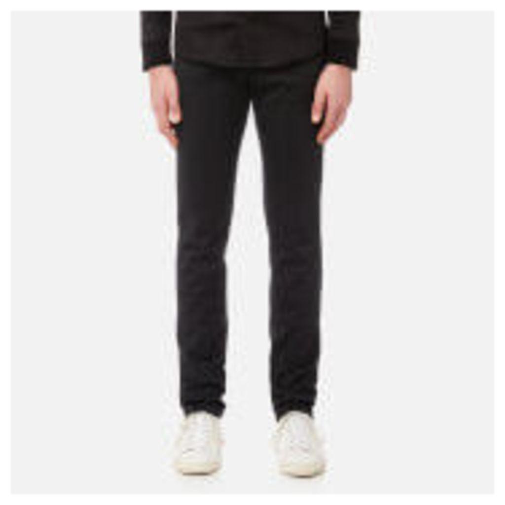 Versace Collection Men's Slim 5 Pocket Jeans - Nero - W36 - Black