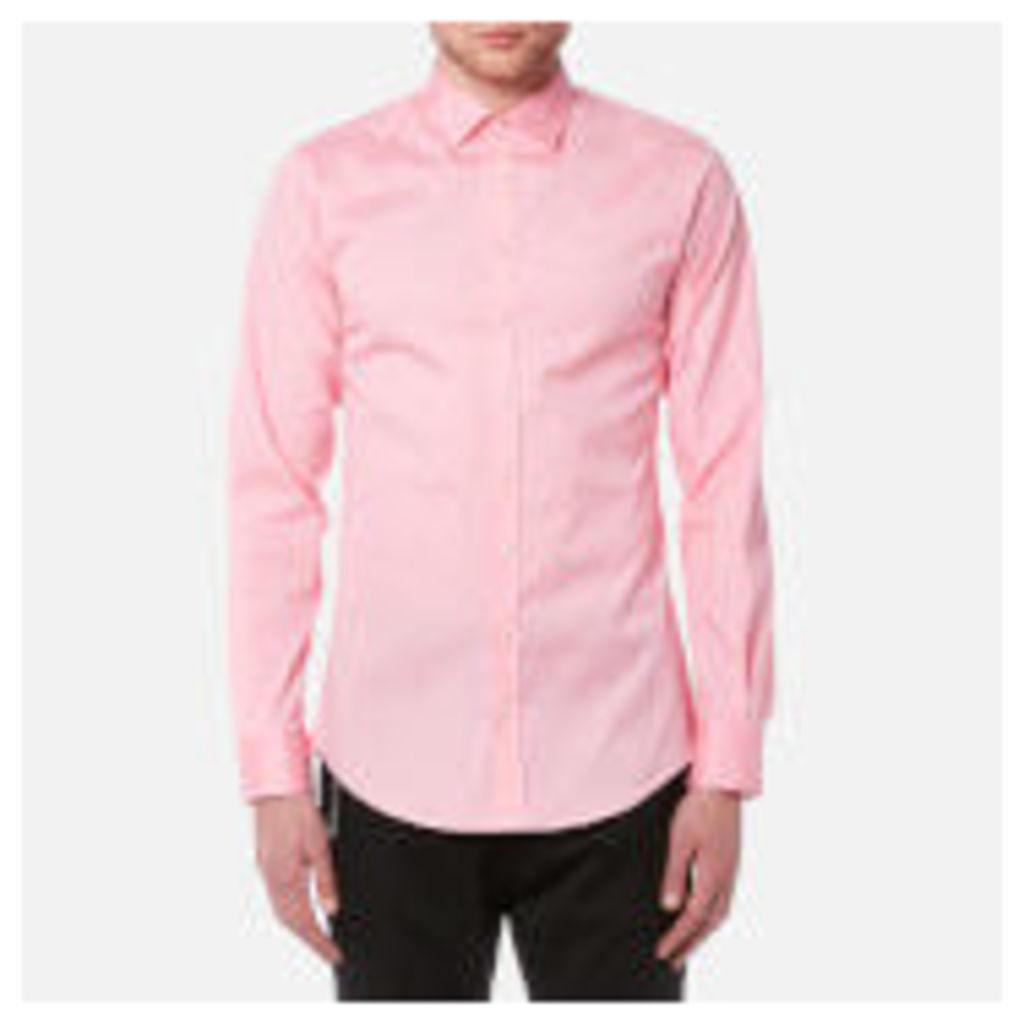 Dsquared2 Men's Carpenter No Pince Core Shirt - Pink - L - Pink