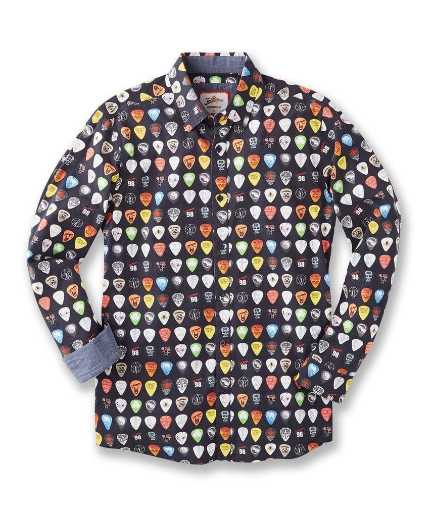 Guitar Plectrum Shirt
