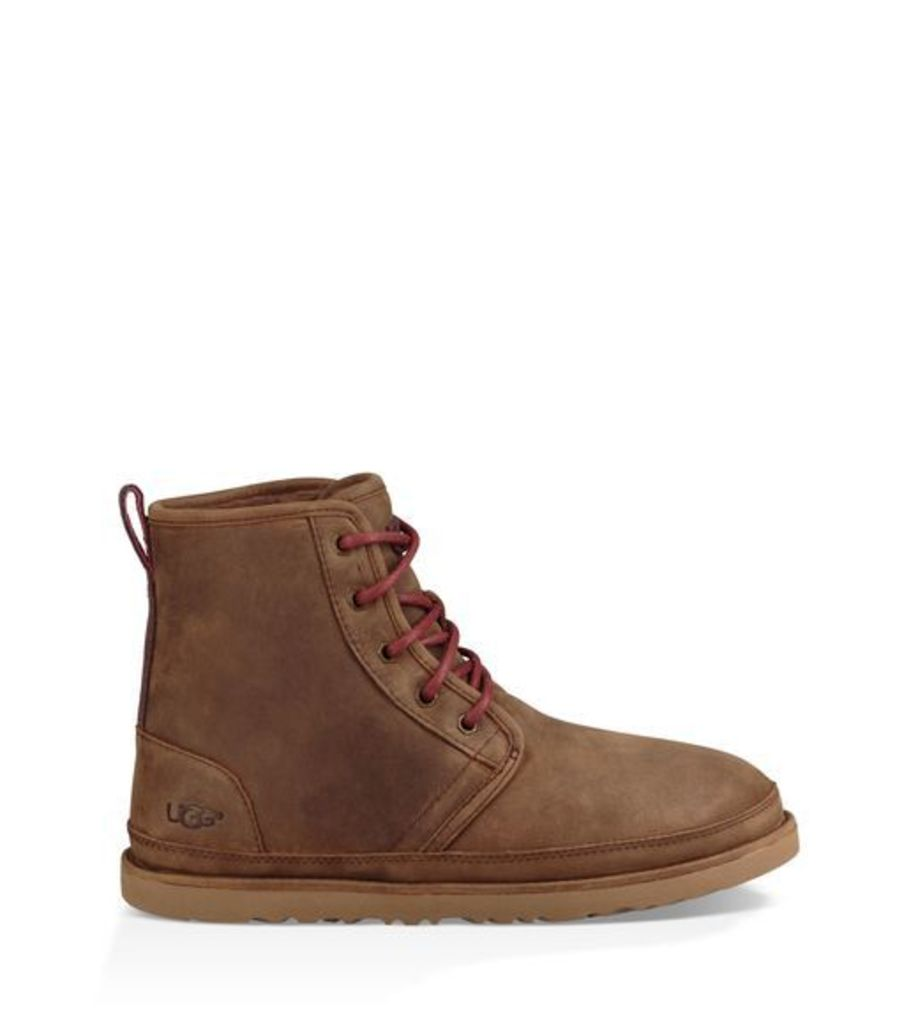 UGG Harkley Waterproof Boot Mens Boots Grizzly 6