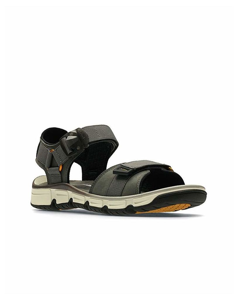 Clarks Explore Part Sandals G fitting