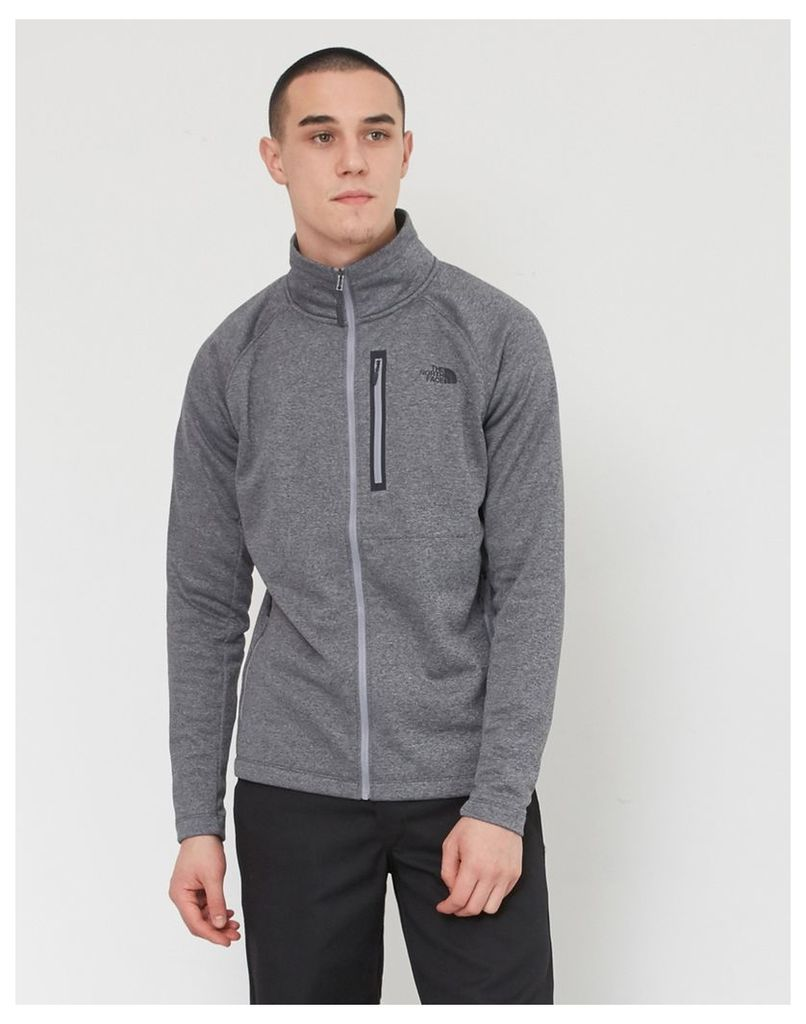 The North Face Canyonlands Full Zip Grey