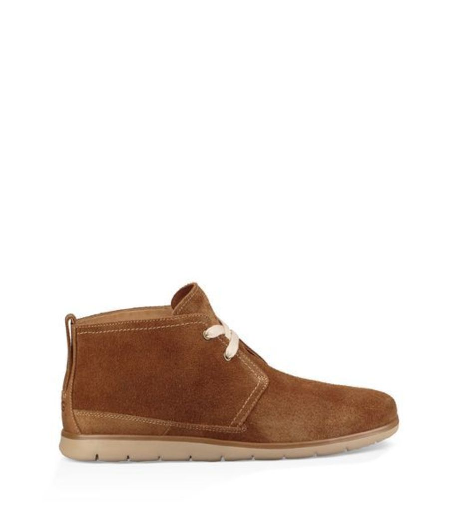 UGG Freamon Flesh Out Chukka Mens Shoes Chestnut 13