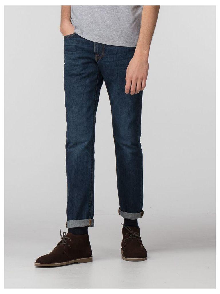 Vintage Rinse Slim Jean 38R Denim