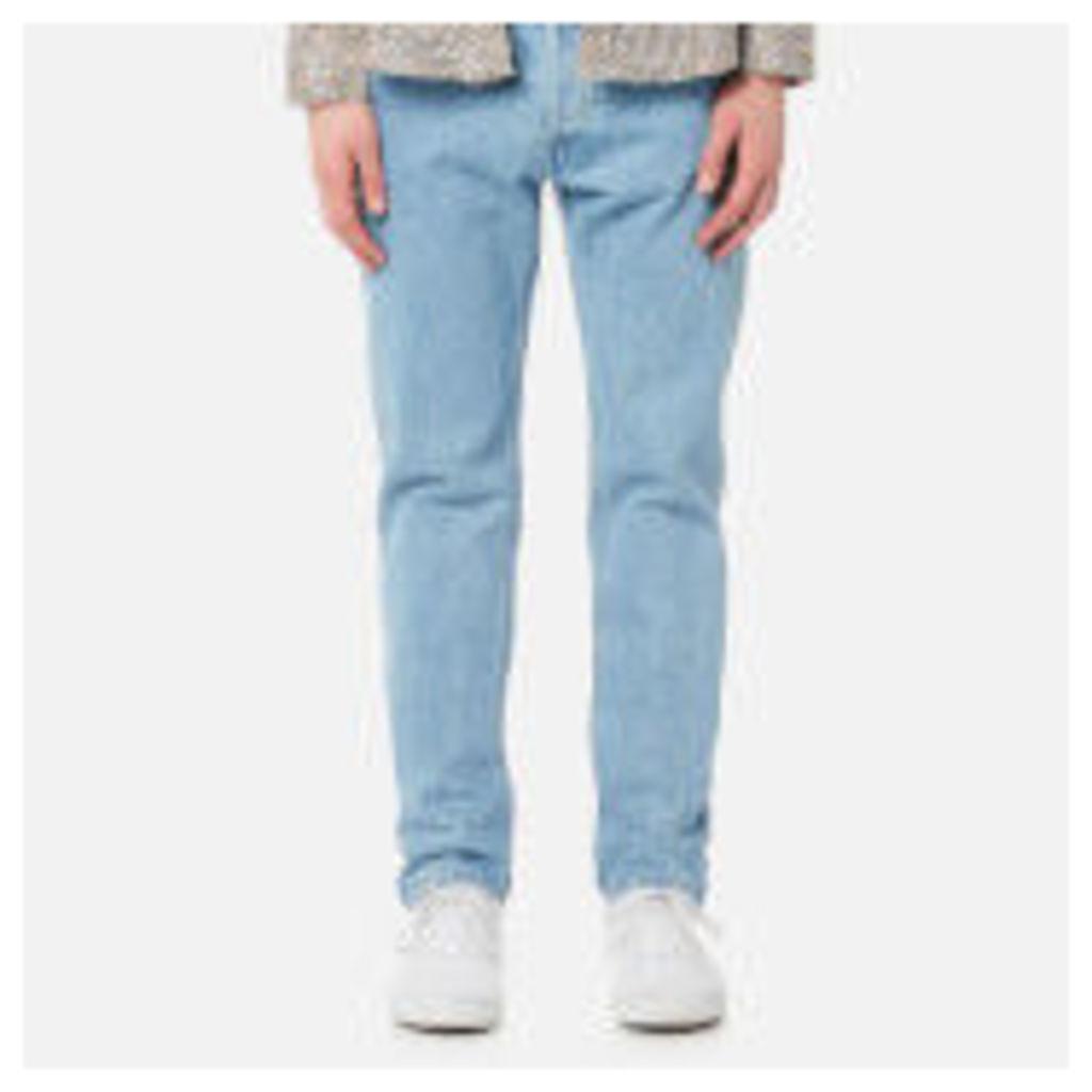 A.P.C. Men's Petit New Standard Jeans - Indigo Delave - W36 - Blue