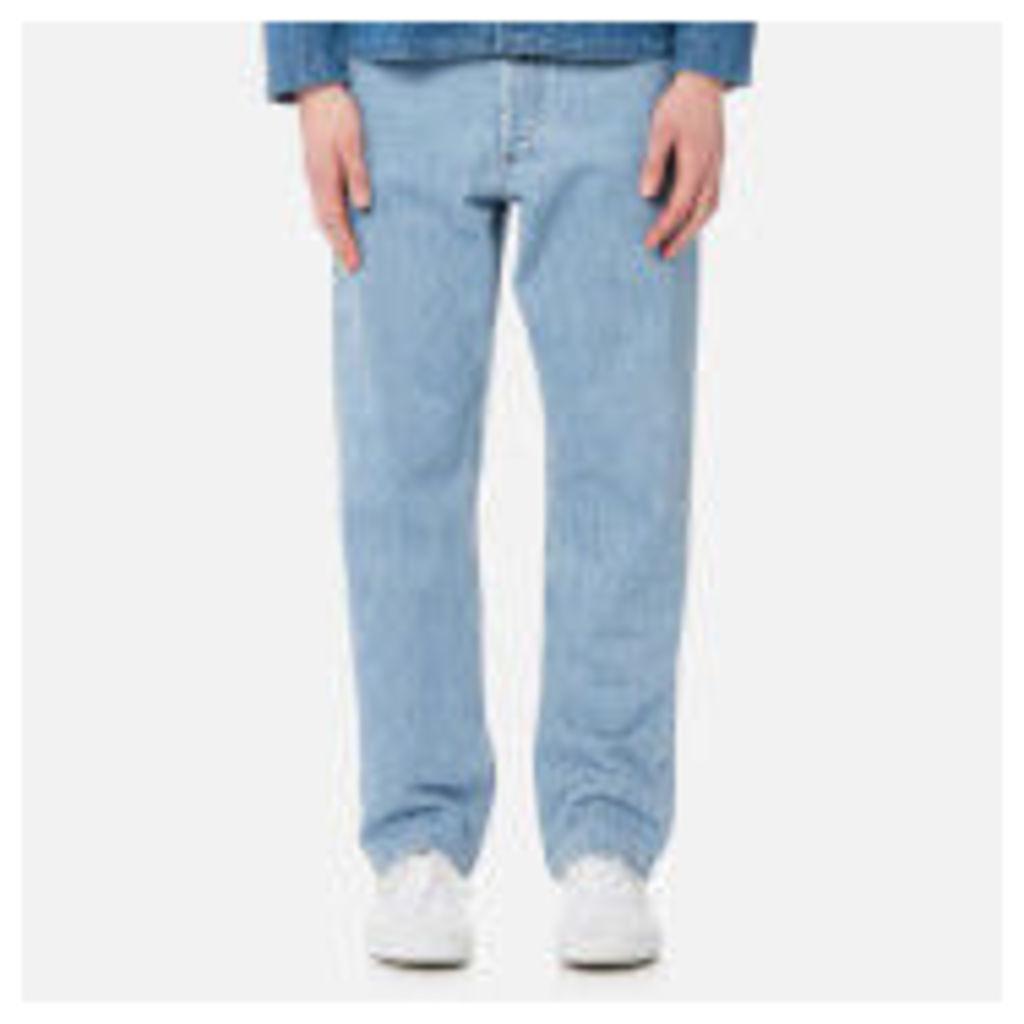 A.P.C. Men's Standard Jeans - Indigo Delave - W36 - Blue