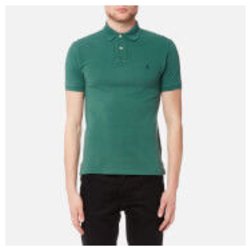 Polo Ralph Lauren Men's Slim Fit Polo Shirt - Eucalyptus