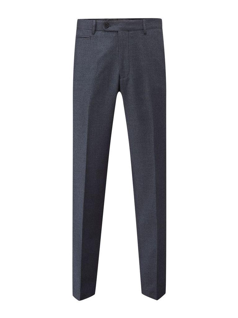 Men's Skopes Kelham Suit Slim Trouser, Blue