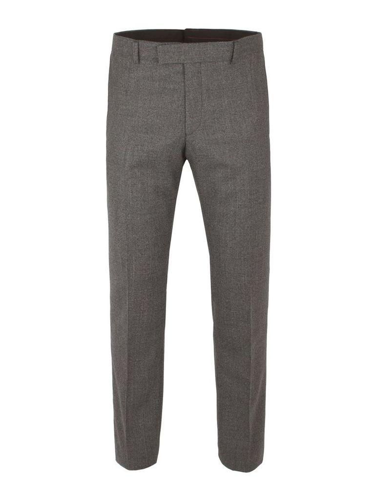 Men's Alexandre of England Arbour Jespe Check Trouser, Grey